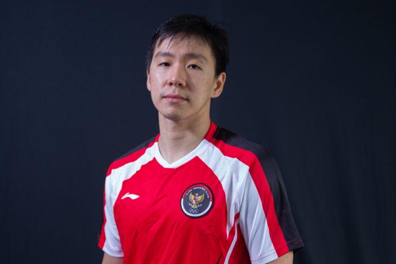 Marcus Gideon ungkap kesan pertama di Perkampungan Atlet Olimpiade Tokyo