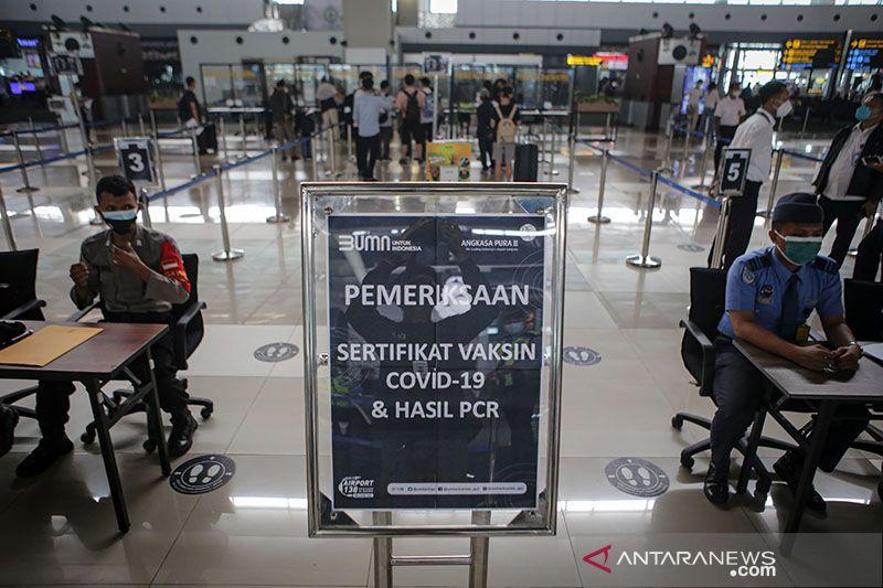 Kemenhub merilis aturan baru perjalanan orang dengan transportasi udara