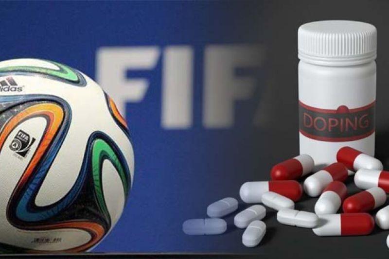Tiga pesepak bola Rusia dijatuhi sanksi larangan bermain karena doping