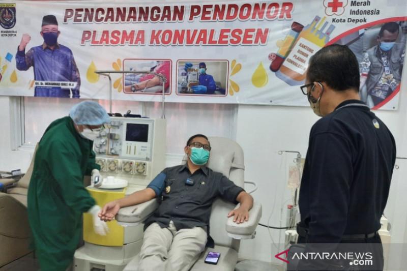 Wakil Wali Kota Depok ajak penyintas donorkan plasma konvalesen