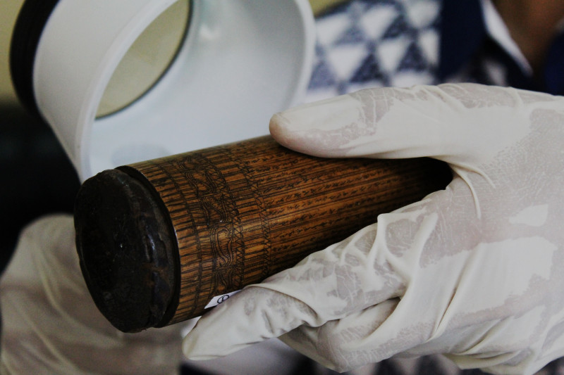 Menelisik budaya Lampung melalui manuskrip kuno