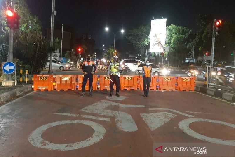 Pemkot Bandung sebut penutupan jalan selama PPKM hanya malam hari
