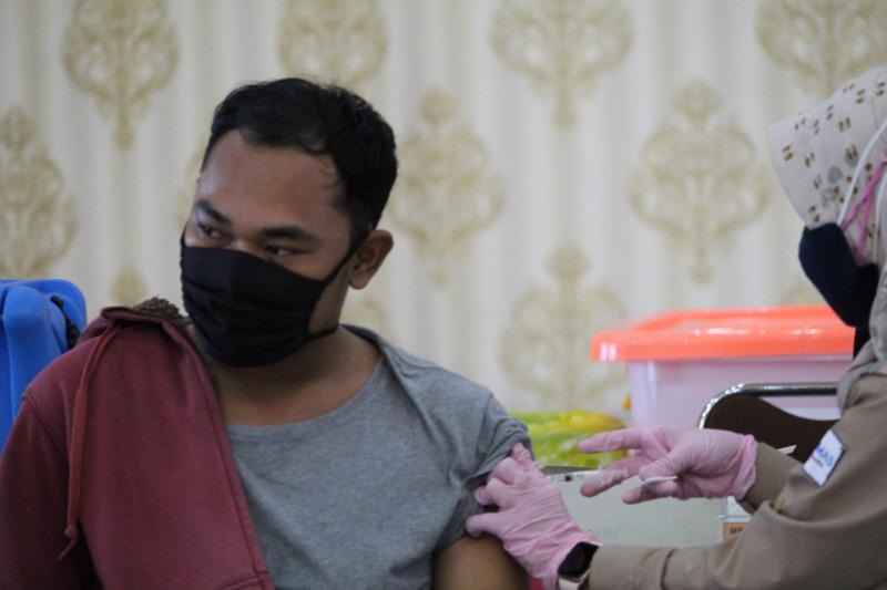 Lampung masih kekurangan vaksin