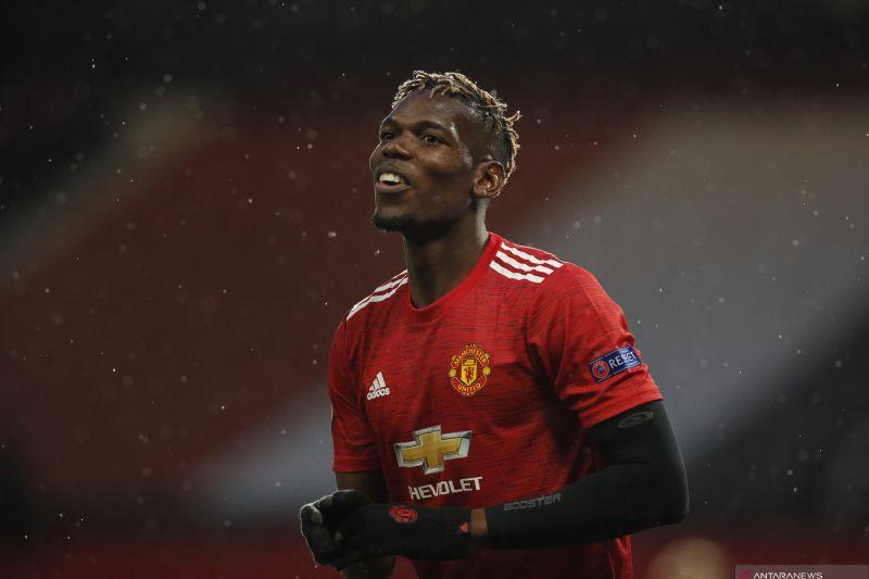 PSG menargetkan transfer Paul Pogba di bursa transfer musim panas ini