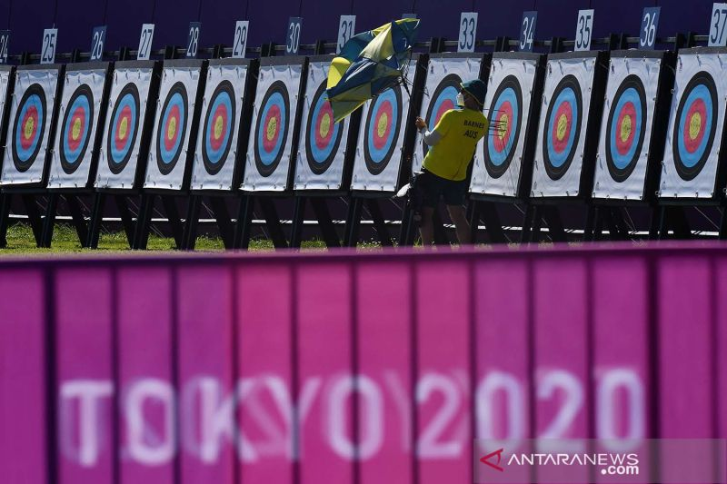 Empat atlet menembak gagal tampil di Olimpiade karena positif COVID-19