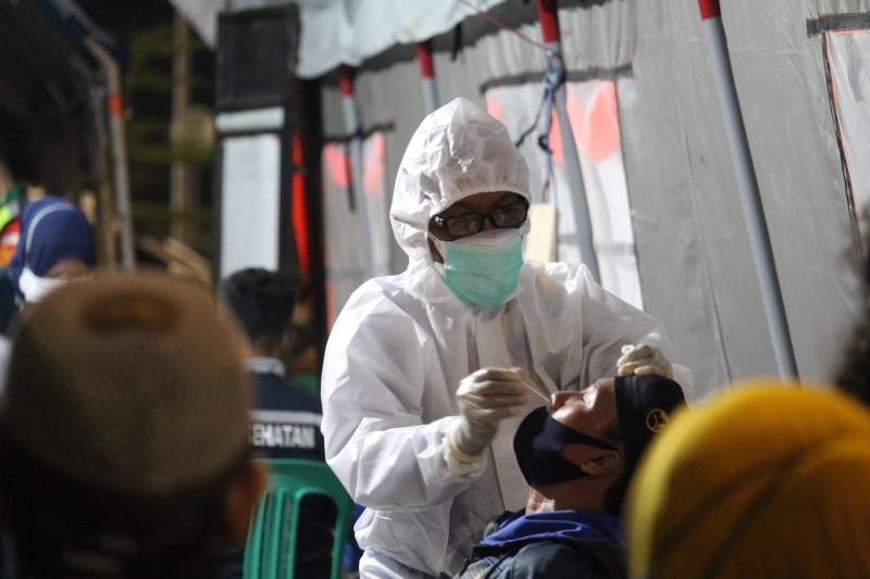 Kasus harian positif COVID-19 di Lampung bertambah 441 orang, terbanyak dari Bandarlampung