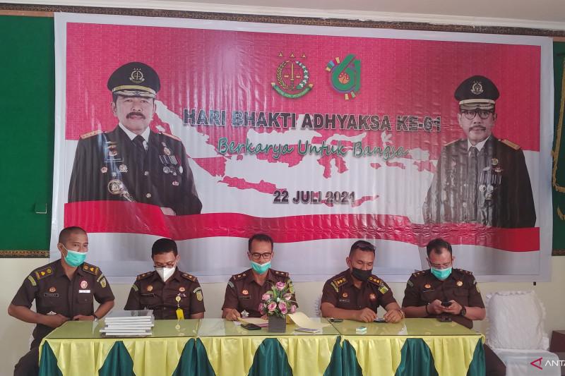 Penyalahgunaan narkotika kasus terbanyak ditangani Kejari Padang disemester pertama 2021