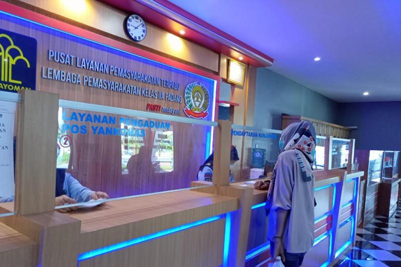Dimomen Hari Raya Idul Adha, Lapas Padang maksimalkan layanan penitipan barang