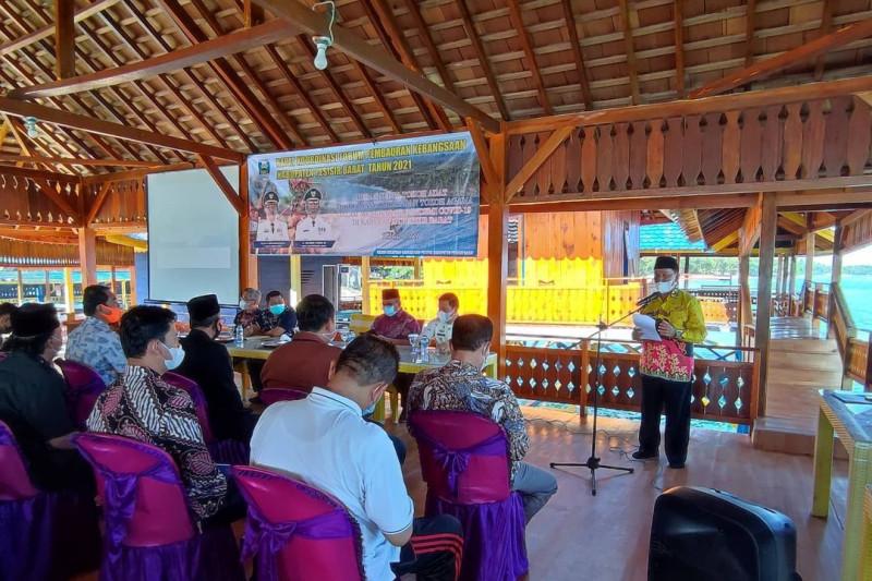 Wakil Bupati Pesisir Barat buka Rakor Forum Pembaharuan Kebangsaan