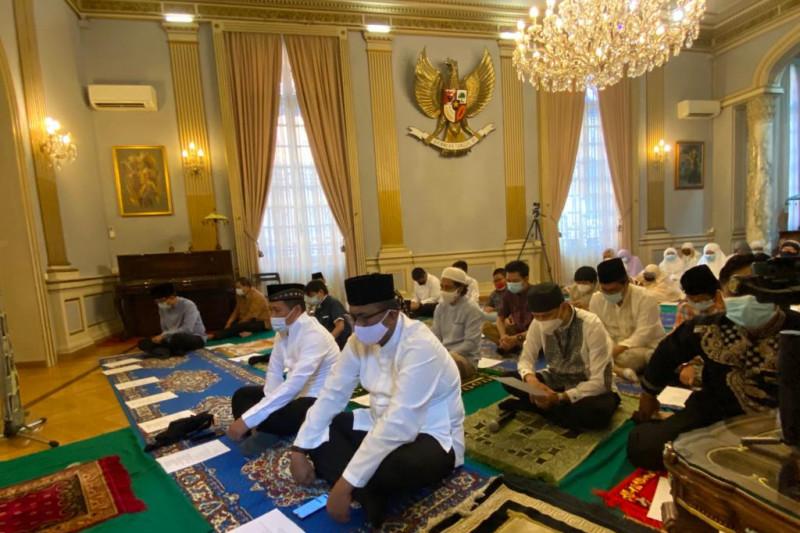 KBRI selenggarakan kegiatan Idul Adha dengan protokol kesehatan di Roma