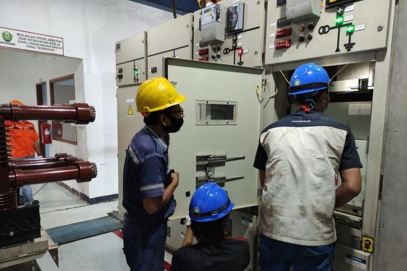 PLN UPK Lombok terus lakukan pemeliharaan untuj jaga pasokan listrik