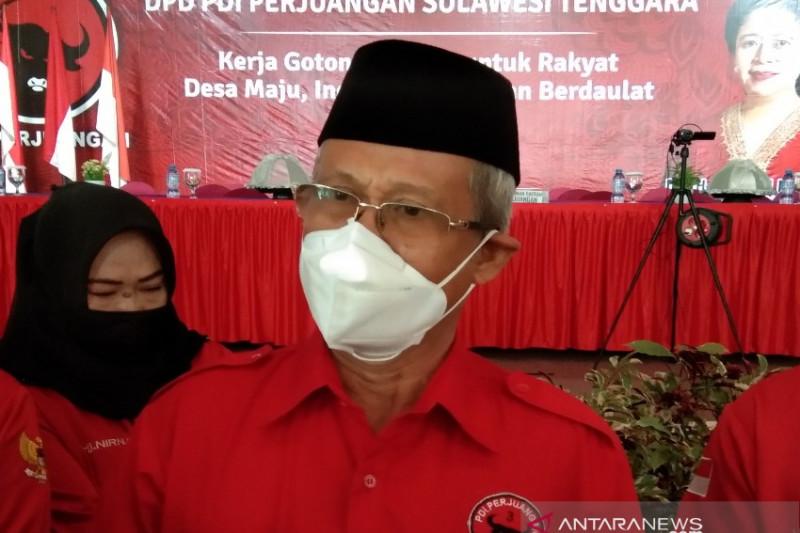 PDIP Sulawesi Tenggara dukung Puan Maharani maju Pilpres 2024