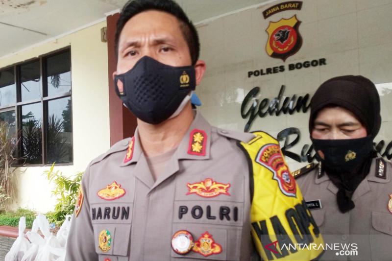 Polres Bogor perluas penyekatan kendaraan di masa perpanjangan PPKM
