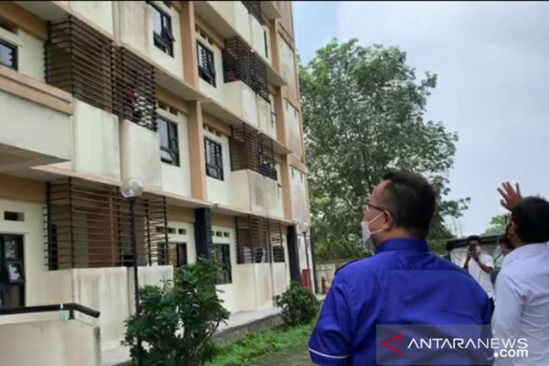 Wali Kota Bogor minta pasien COVID-19 diisolasi di Asrama IPB bisa ditambah