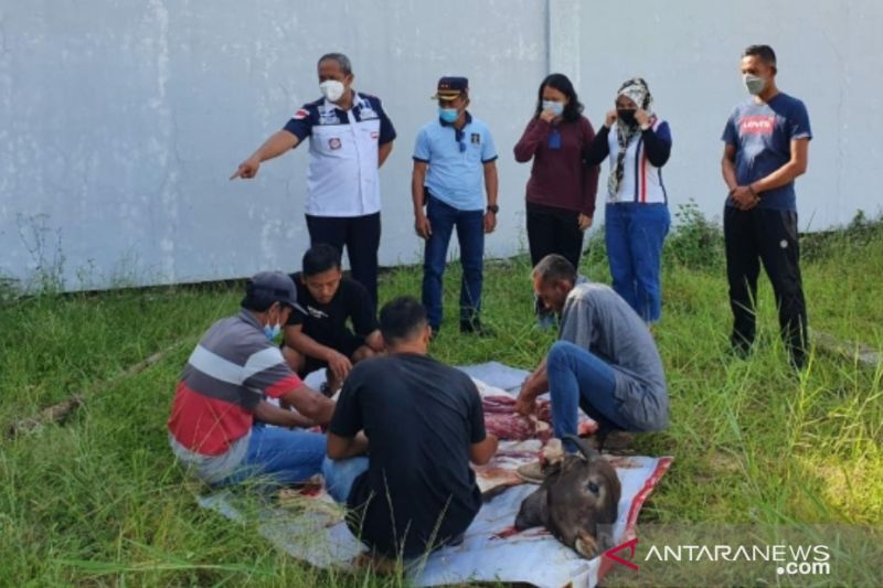 Tinjau kurban LP Anak Pekanbaru, ini kata Kanwil Kemenkumham Riau