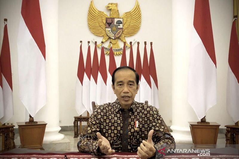 Warung makan boleh terima pengunjung saat PPKM level 4, kata Presiden