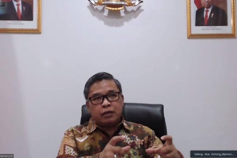 """KLHK mantapkan Pedoman """"net sink"""" karbon sektor hutan dan lahan"""