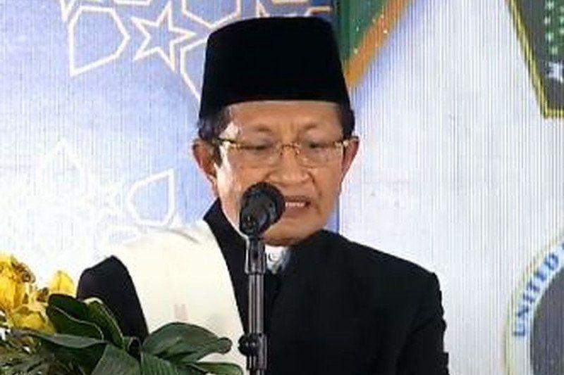 Imam Besar Masjid Istiqlal ajak masyarakat untuk dukung dan sukseskan perpanjangan PPKM
