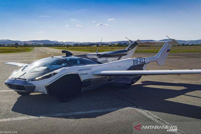 Petagon Motor Group akan jual mobil terbang seharga 686.455 dolas AS