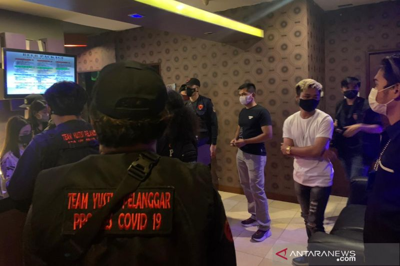Polda NTB minta klarifikasi manajemen karaoke diduga melanggar PPKM
