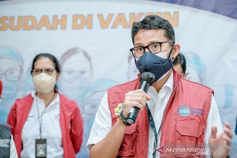 Menparekraf Sandiaga Uno harap Idul Adha jadi momentum persatuan umat