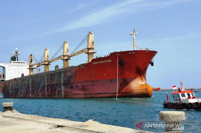 PT Semen Padang ekspor 1,1 juta MT semen pada semester I 2021