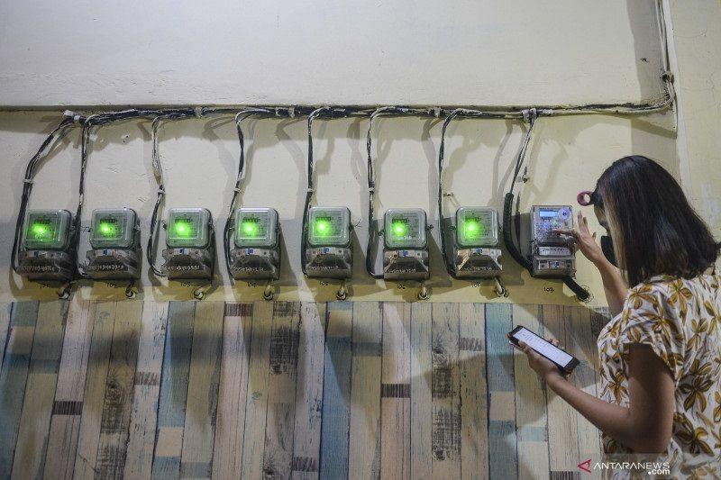 Kementerian ESDM mengungkapkan lebih dari 32 juta pelanggan terima stimulus ketenagalistrikan