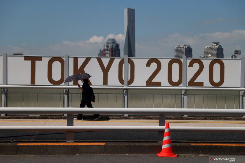 Sekitar 950 orang hadiri upacara pembukaan Olimpiade Tokyo