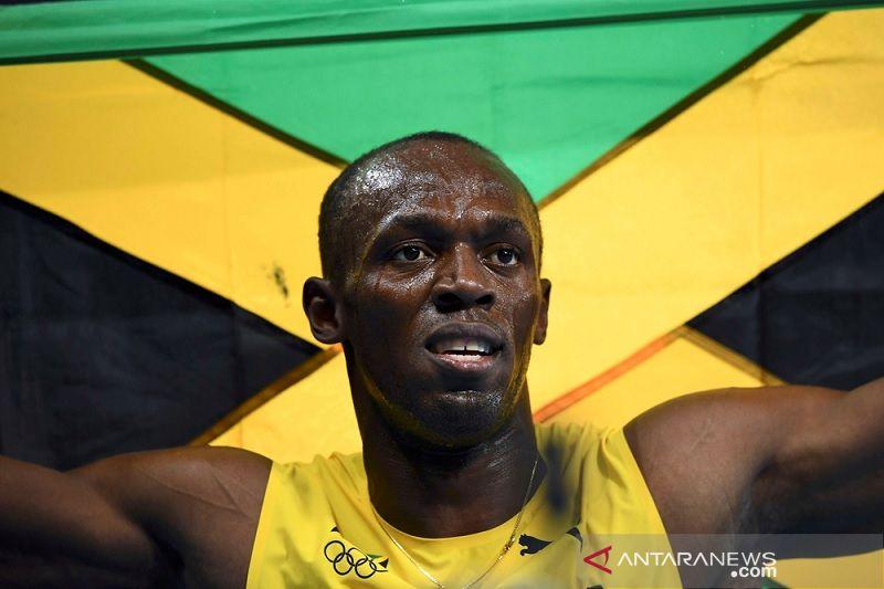 Usain Bolt percaya diri rekor lari tak akan patah di Olimpiade Tokyo