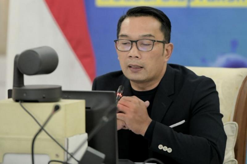 Gubernur catat angka kasus kematian akibat COVID-19 di Jawa Barat turun