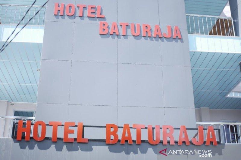Hotel Baturaja dijadikan tempat  isolasi pasien COVID-19