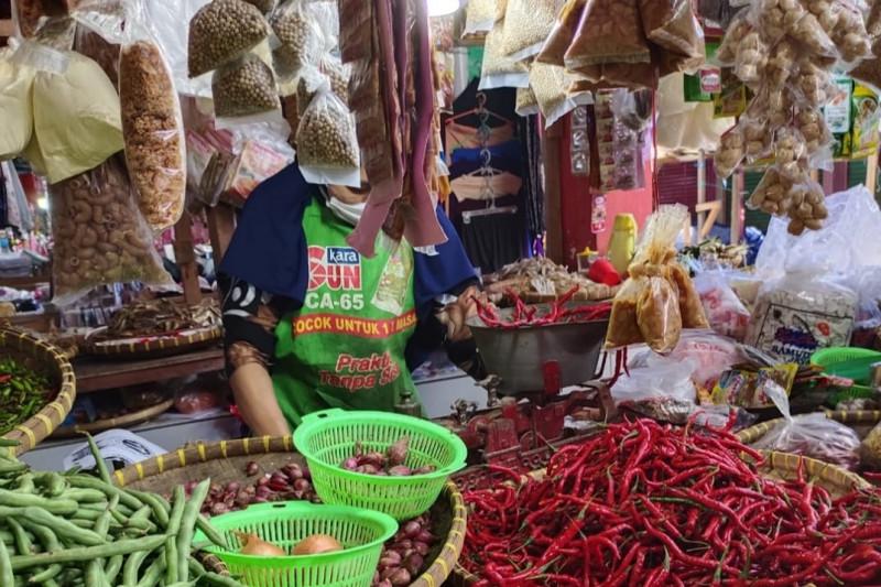 Pemkot Bandarlampung pastikan stok pangan selama PPKM aman
