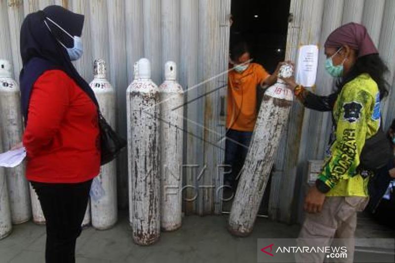 Kalbar Pasok Oksigen Dari Malaysia