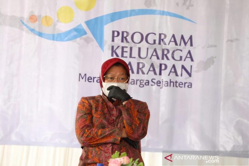 Mensos Tri Rismaharini berharap bantuan PKH bisa tingkatkan daya beli 33,6 juta warga