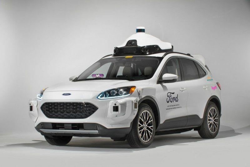Ford, Lyft dan Argo AI bersatu bikin kendaraan otonom Escape