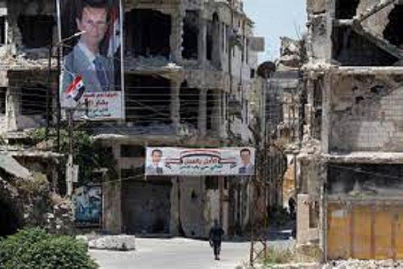 Suriah berhasil cegat serangan udara Israel di Homs