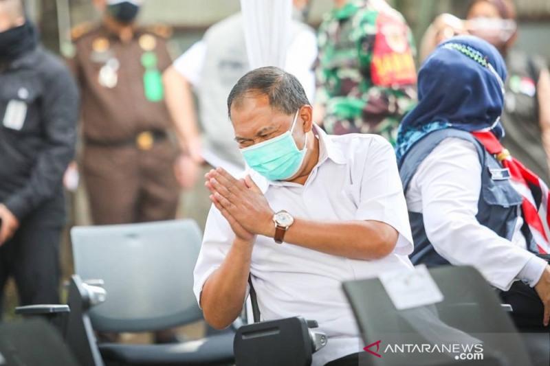 Wali Kota Bandung masuk RS bukan karena COVID-19, kata Kadinkes