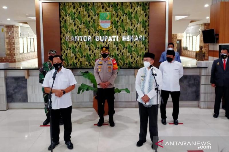 Pemilihan Wakil Bupati Bekasi ada persoalan prosedur, sebut Mendagri
