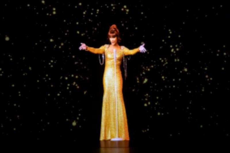 Konser virtual Whitney Houston di Las Vegas akan gunakan hologram