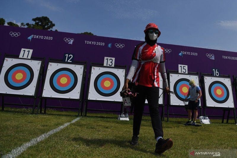Kepercayaan diri kunci kemenangan pemanah Indonesia atas AS