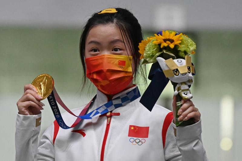 Ringkasan peraih medali Olimpiade Tokyo untuk Sabtu 24 Juli
