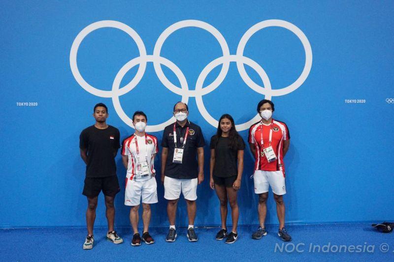 Fadlan dan Azzahra ditargetkan pertajam rekornas saat laga di Olimpiade Tokyo