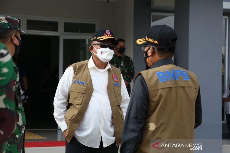 Wisma Jalak Harupat Bandung dijadikan Pusat Isolasi Terpadu pasien COVID-19