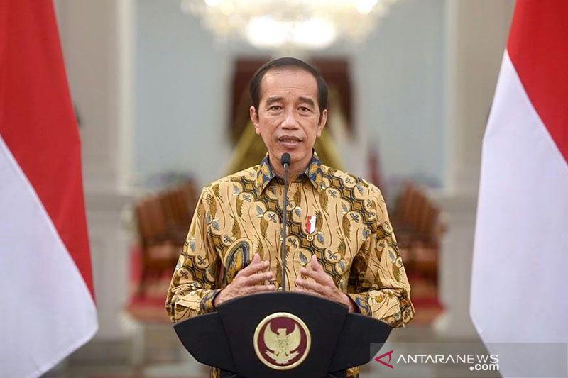 Presiden Jokowi akui kemunculan corona varian delta tak terprediksi