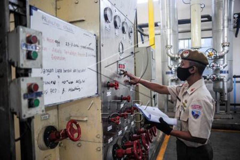 Pabrik zat asam 731 Bandung