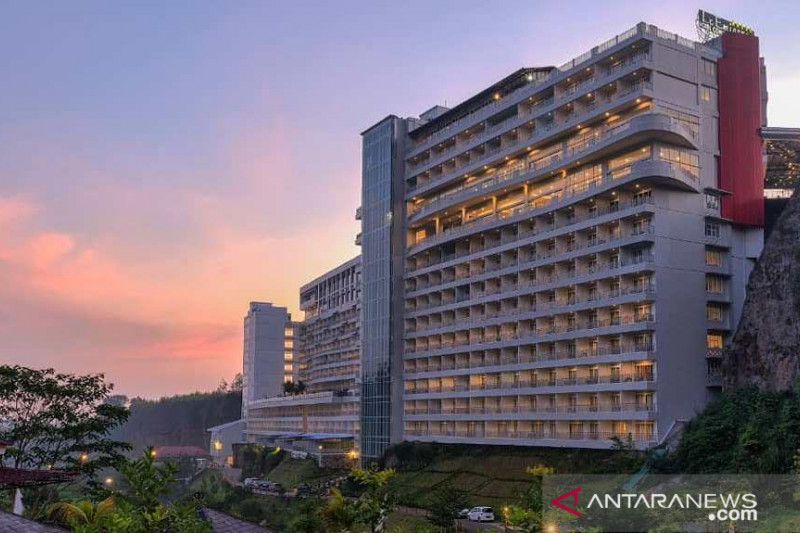 Pengelola hotel di Cianjur berikan jaminan layanan kesehatan bagi tamu