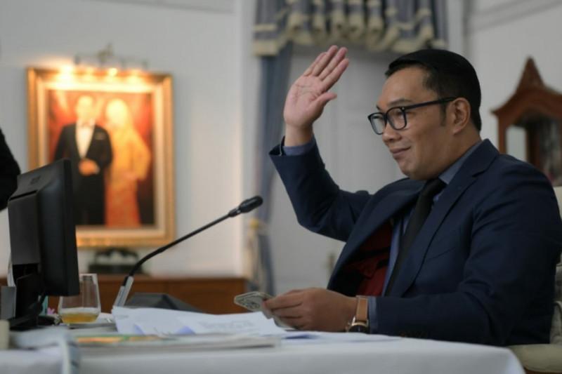 Ridwan Kamil dorong kepala daerah tingkatkan melek teknologi percepat ekonomi digital