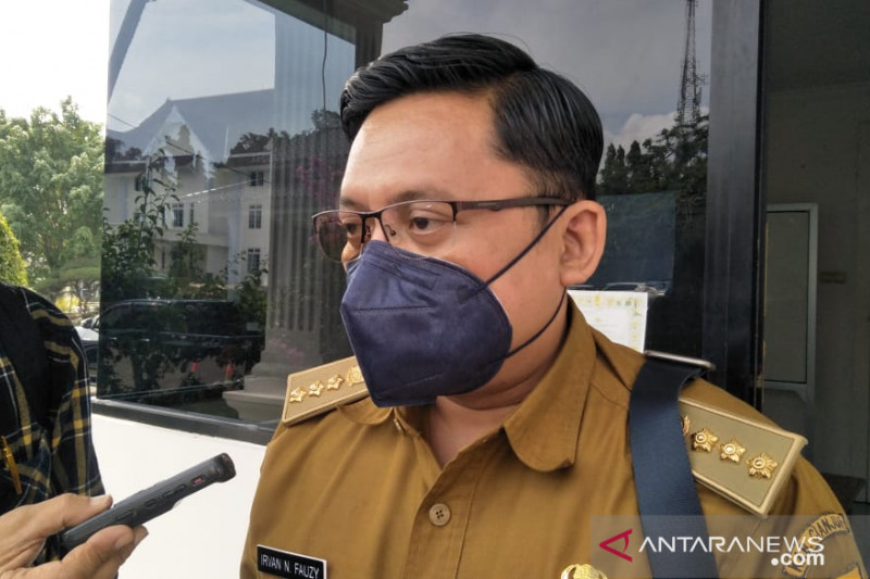 Tingkat keterisian tempat tidur di rumah sakit di Cianjur menurun