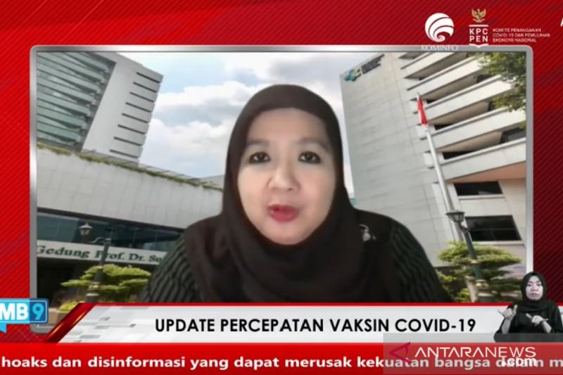 Jubir Kemenkes: Varian Delta menyebar hampir merata di Indonesia