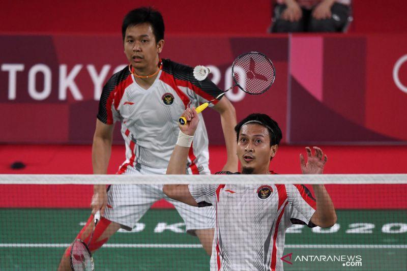 The Daddies singkirkan wakil tuan rumah di perempat final Olimpiade Tokyo